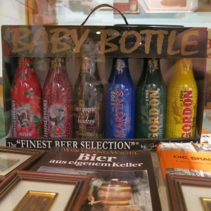 Variety pack of 18 cl bottles. Photo: Brian Yaeger
