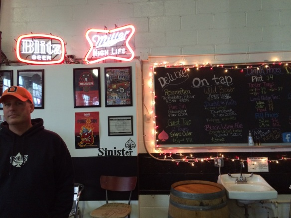 Deluxe Brewing in Albany, OR